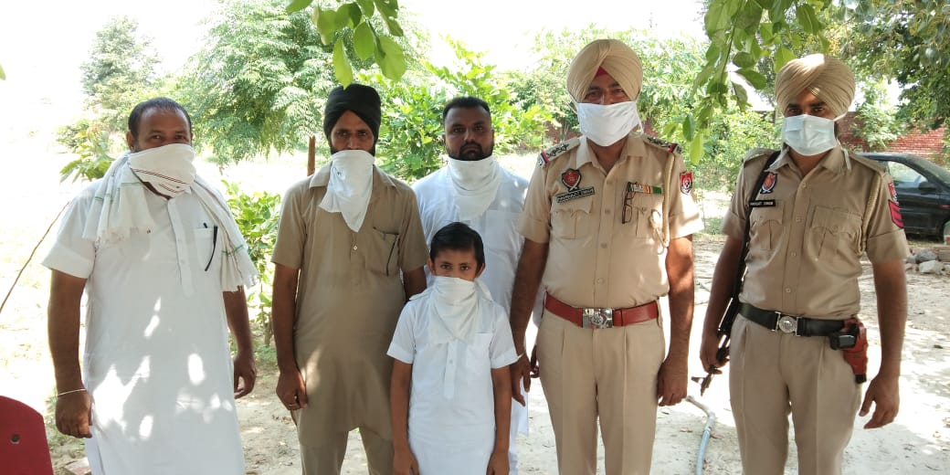 Moga Police cracks Baghapurana Kidnapping case in 6 hrs