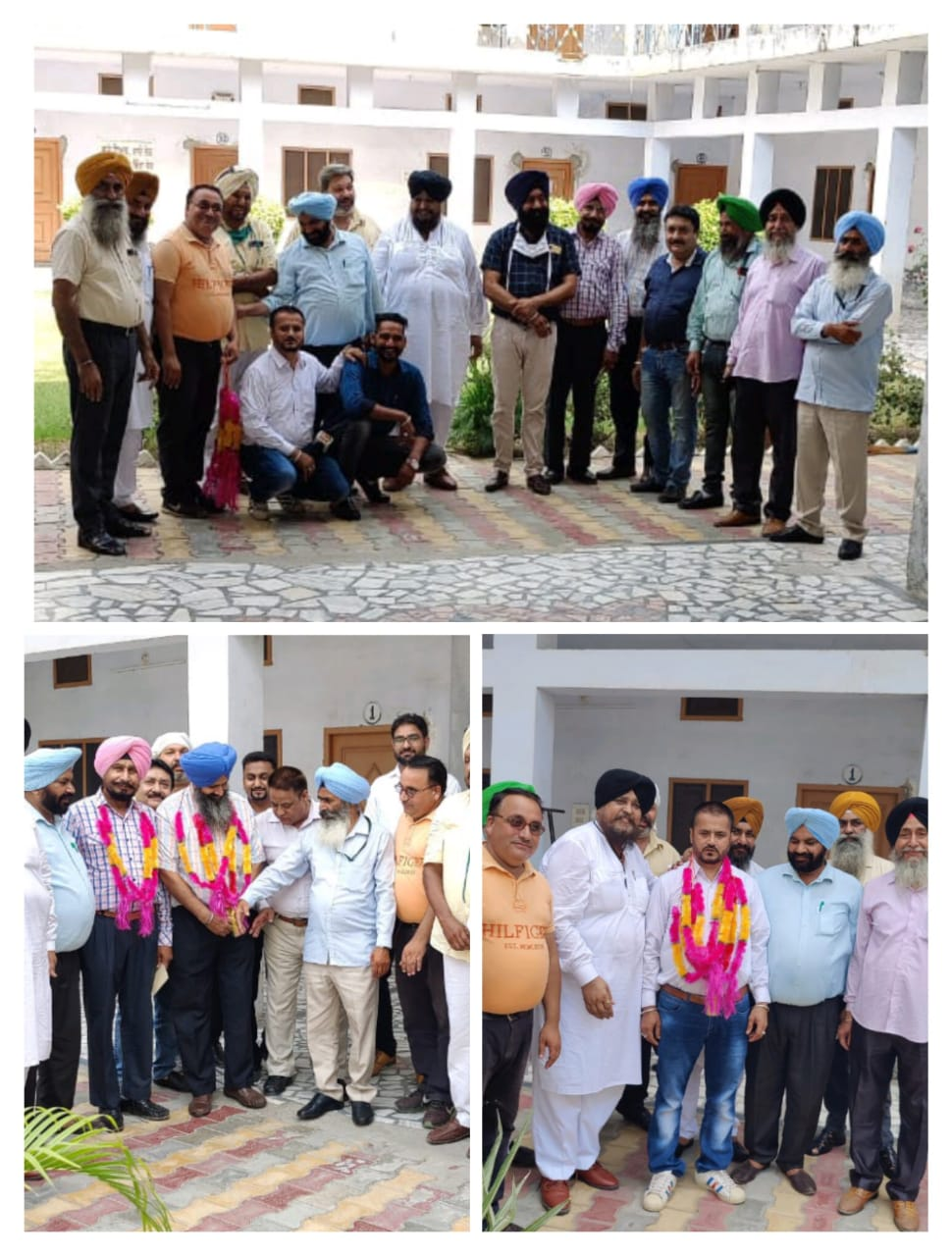 Medical Practitioners Association 295 will support all over Punjab in Kisan Andolan on September 25 .... Dr. Ramesh Kumar Bali, Dr. Mithu Mohammad