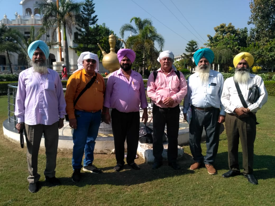 State Committee pays homage to Martyr Master Jaspal Singh Mahil Kalan